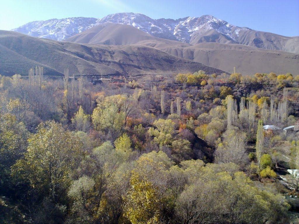 اقلیم کوهپایه تهران