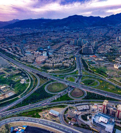 جغرافیای تهران