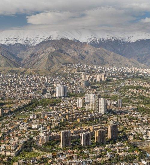 آب و هوای تهران