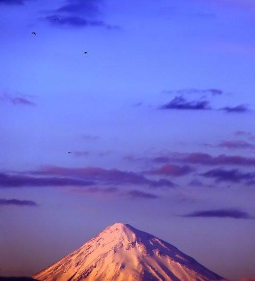 قله دماوند در استان مازندران
