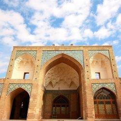 مسجد جامع قم