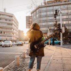 خیابان زرتشت – تهران